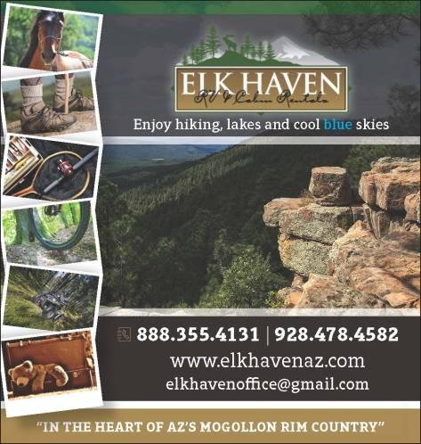 Elk Haven Ad